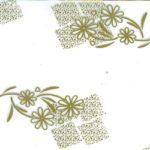P-012-A 金花草集/色板樣式不變,顏色可依需求調整變更。